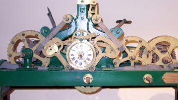 Museo degli orologi, San Marco dei Cavoti (part. Meccanismo)