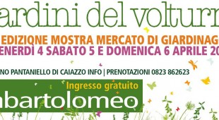 """Espresso napoletano - """"Giardini del Volturno"""": un'occasione per…"""