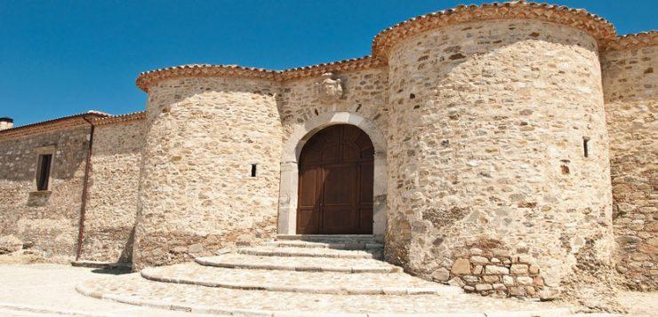 castello Biondi-Morra