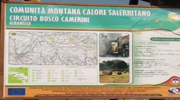 cartello Bosco Camerine