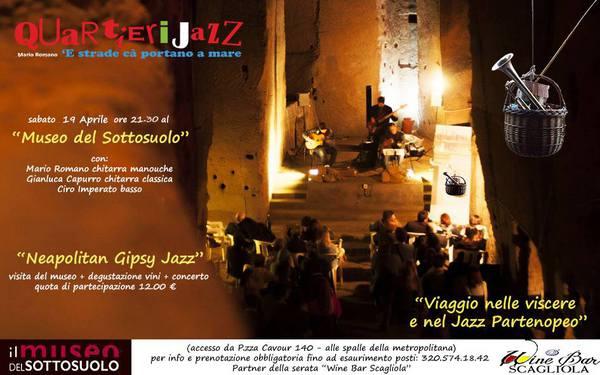 Espresso napoletano - Viaggio nelle viscere e nel Jazz Partenopeo