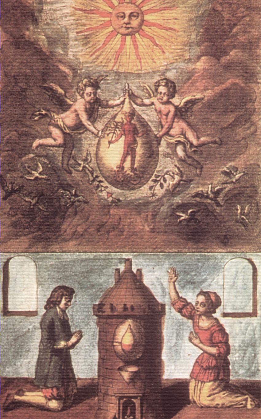 Uovo alchemico