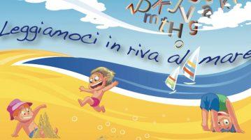 Locandina - Leggiamoci in riva al mare