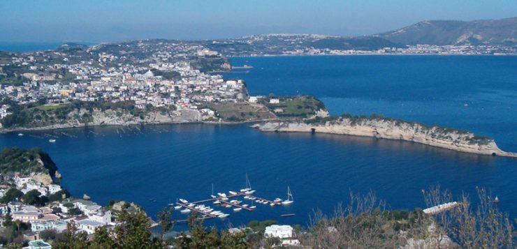 Panorama Capo Miseno