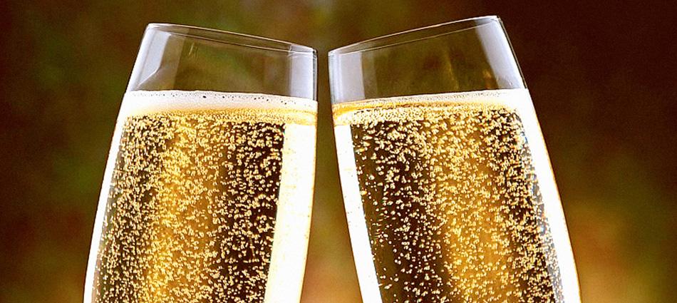 Espresso napoletano - Champagne: il fascino delle bollicine