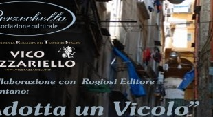 """Espresso napoletano - l'Espresso napoletano """"adotta un vicolo"""""""