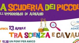 Espresso napoletano - 'La scuderia dei piccoli' all'Ippodromo di Agnano