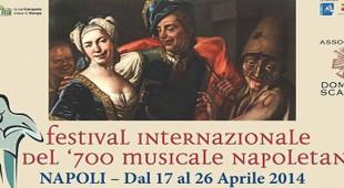 Espresso napoletano - 'Festival Internazionale del '700 musicale napoletano'