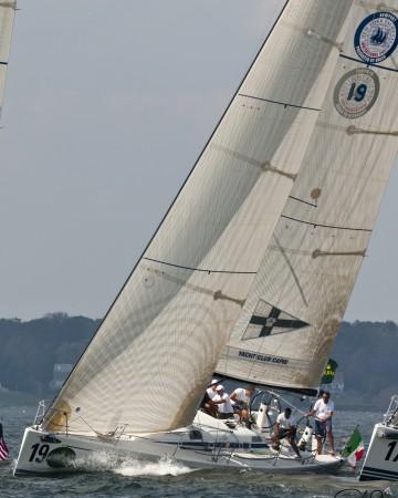 ammiraglia dello yacht club