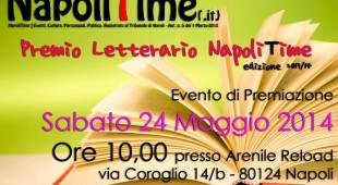 Espresso napoletano - L'Arenile ospita il Premio Letterario NapoliTime