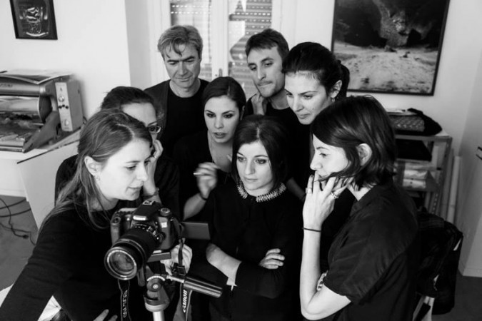 gruppo dei fotografi