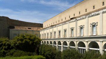 Esterno_dell'_Università_Suor_Orsola_Benincasa