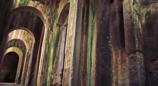 Espresso napoletano - Piscina Mirabilis: la più grande cisterna romana d'acqua potabile mai conosciuta