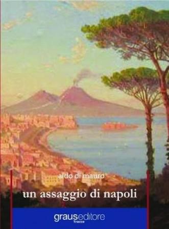 copertina del libro un assaggio di napoli