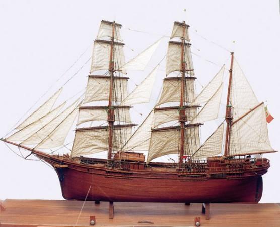 modello navale
