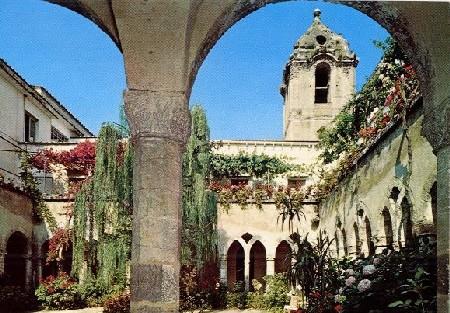 Chiostro di S. Francesco a Sorrento