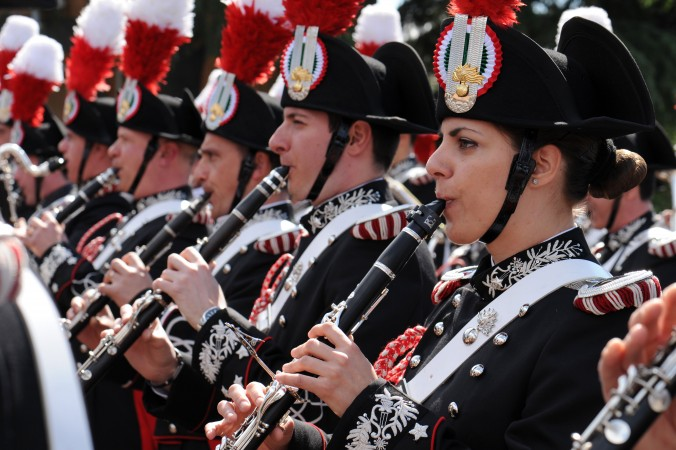 Banda dei carabinieri