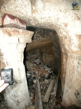 antri sotterranei