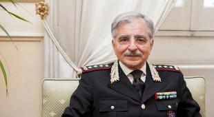 Espresso napoletano - Il Generale di Corpo d'Armata Franco Mottola racconta un il suo esercito di professionisti al fianco del cittadino