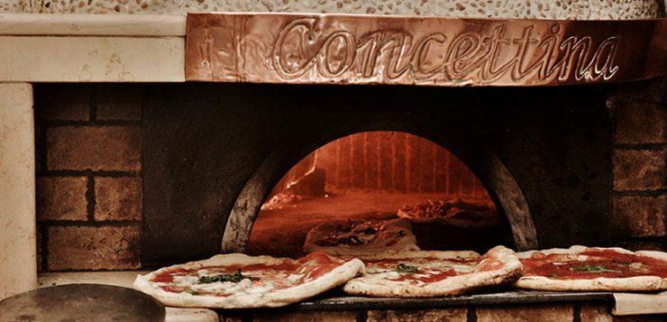 pizza Concettina