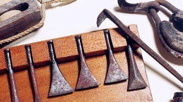 strumenti arte navale