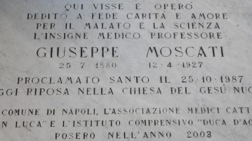casa Moscati