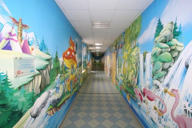reparto di pediatria