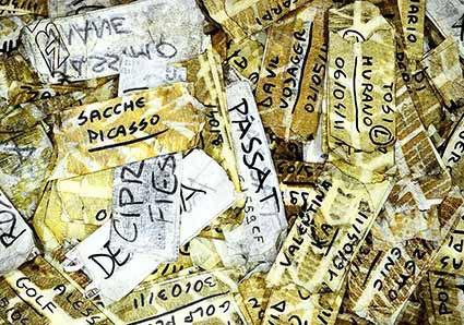 Words #16, Scadenze_Deadlines, 2012