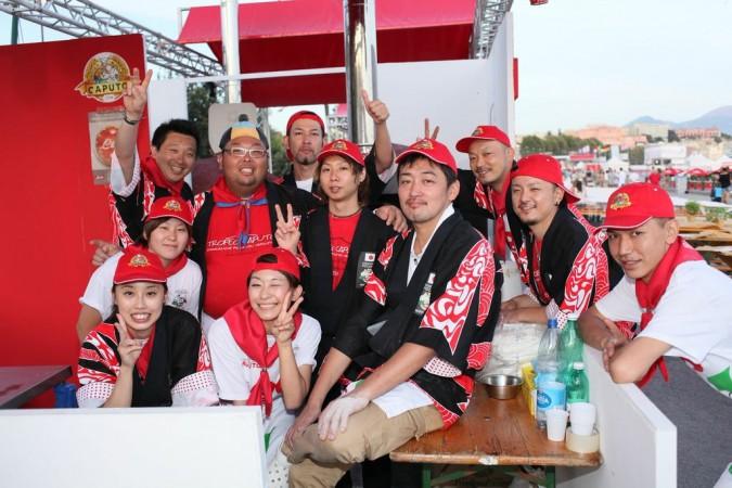 team giapponese