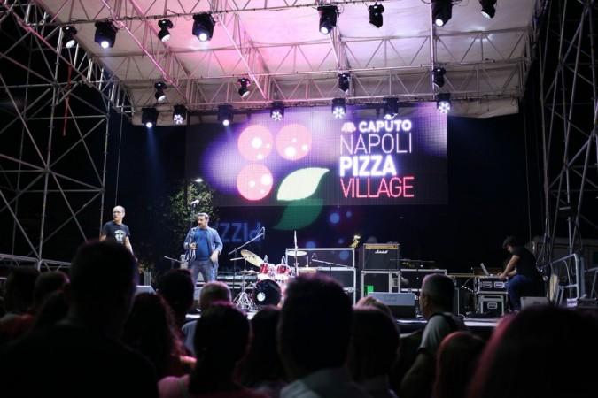 palco del pizza village