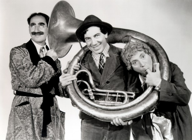 Marx Brothers (A Day at the Races)