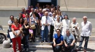 Espresso napoletano - Alla Pontificia Facoltà Teologica dell'Italia Meridionale, la Scuola di Alta Formazione di Arte e Teologia