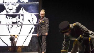 scena della rappresentazione