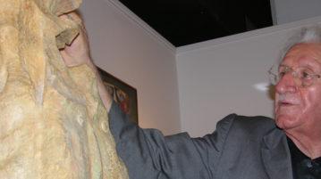 gal e una scultura