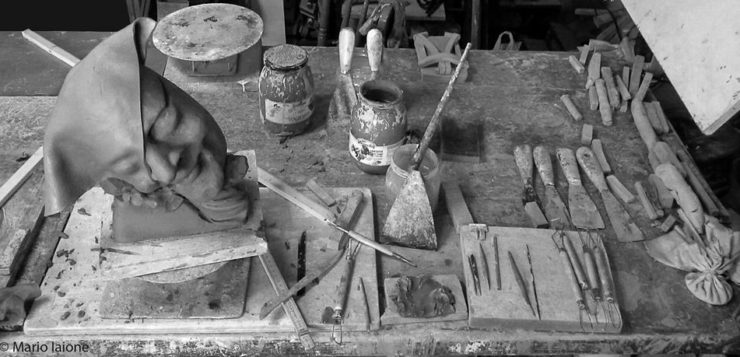 tavolo di lavoro Mario Iaione