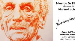 Espresso napoletano - Al Castel dell'Ovo un ultimo grande omaggio al Maestro Eduardo