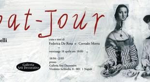 Espresso napoletano - Abat-jour, una mostra di Vittoria Piscitelli