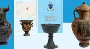"""Espresso napoletano - Il Museo Archeologico Etrusco """"De Feis"""": un gioiello nel cuore dell'Istituto Denza"""