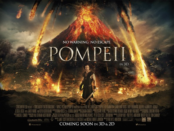 pompeii locandina