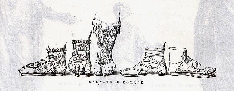 calzari romani
