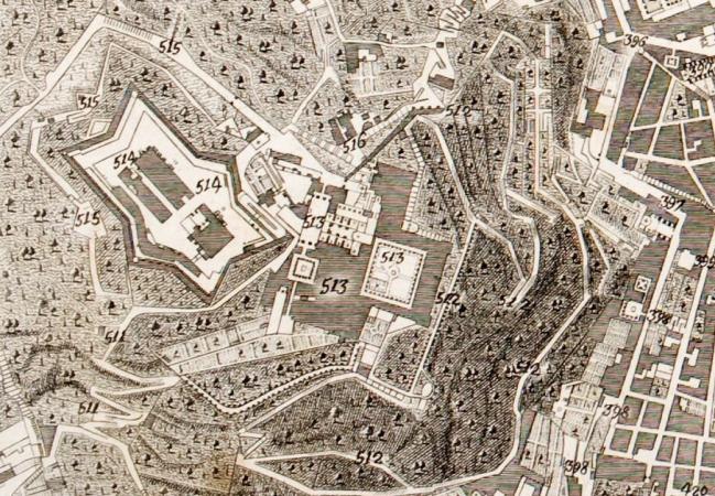 piantina antica