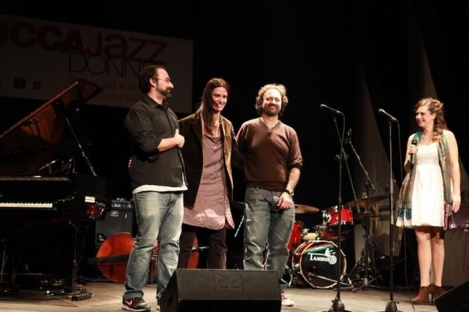 Premio Lucca Jazz Donna 2011