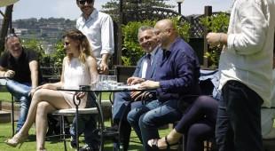 Espresso napoletano - Dalla terrazza del Grand Hotel Parker's: l'estate del Nuovo Teatro Sanità