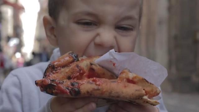 pizza a portafogli