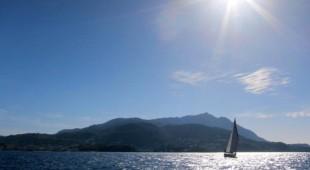 Espresso napoletano - Allegra con brio ritorna a veleggiare per insegnare ai ragazzi come governare la propria vita
