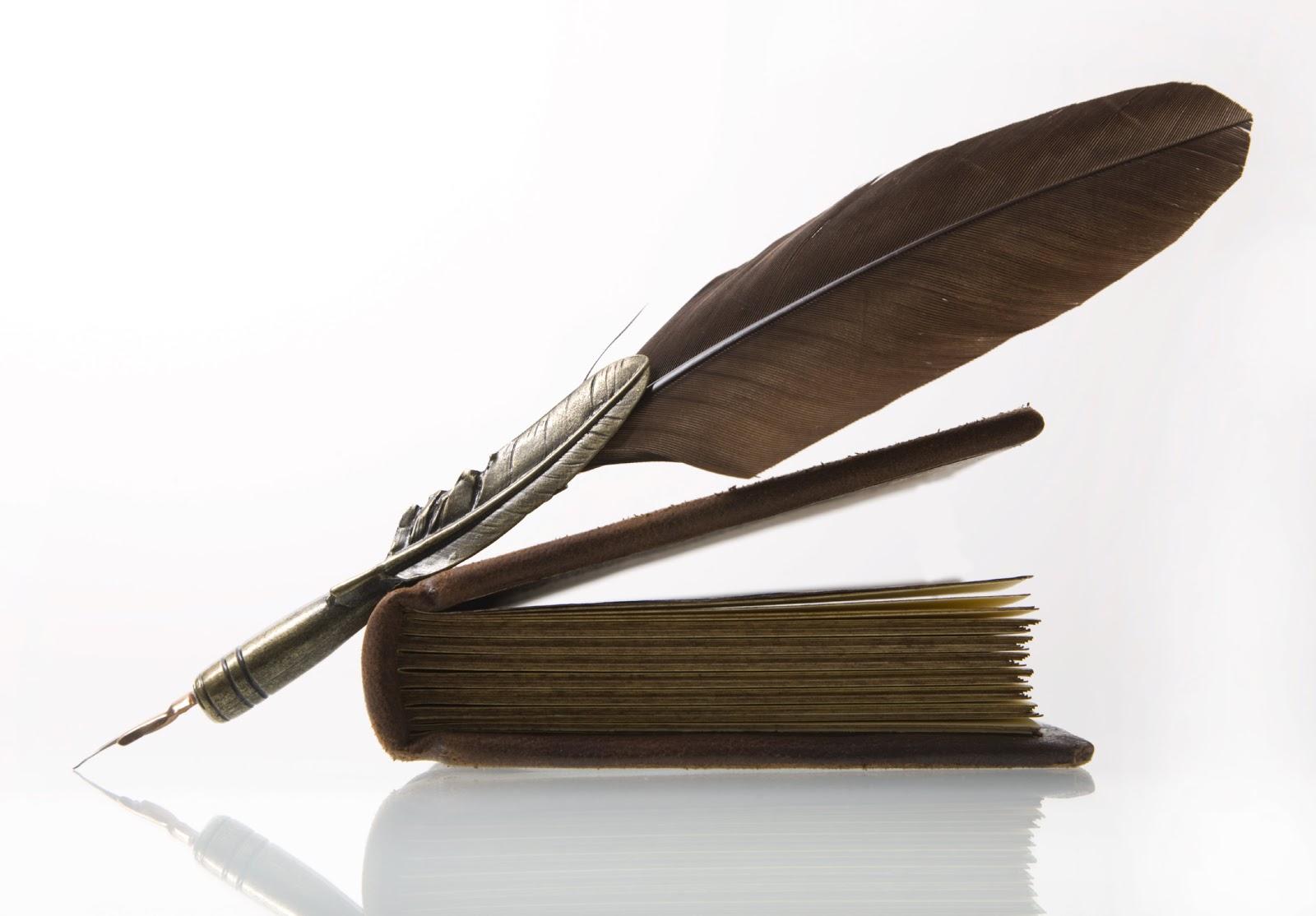 penna e libro