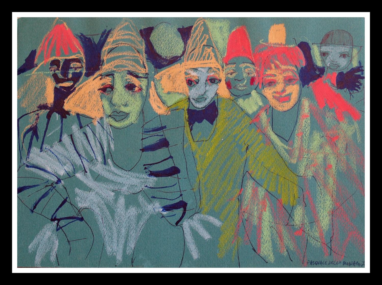 quadro dell'artista