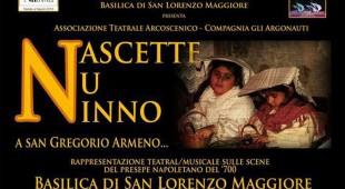 Espresso napoletano - Oggi e domani a San Gregorio Armeno il Presepe Vivente
