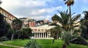 Espresso napoletano - Villa Pignatelli torna al suo antico splendore