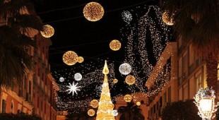 Espresso napoletano - Luci d'Artista a Salerno, la città é una fiaba scintillante